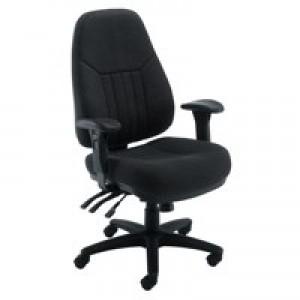 Arista Lucania Task Chair Black KF74020