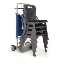 Image for FF DD Titan One Piece Chair Trolley