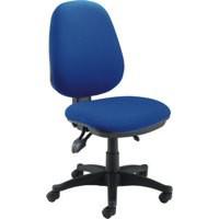 Jemini Plus Deluxe High Back Operator Chair Blue