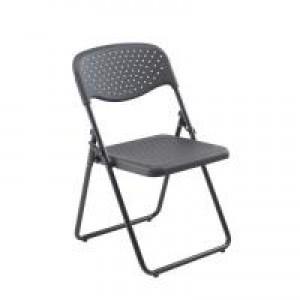 Jemini Folding Chair Black KF7493