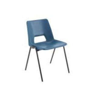 Jemini Classroom Chair Blue 310mm KF74981