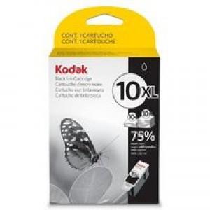Kodak 10XL Inkjet Cartridge High Yield Black Ref 3949922