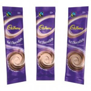 Cadburys Hot Chocolate Sachets 28gm Pack of 30 915654