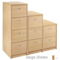 Image for 2Drw Filing Cabinet - Oak
