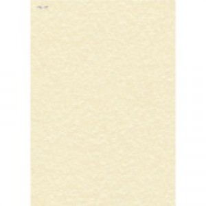 Decadry Letterheads A4 95gsm Pack of 100 Parchment Champagne PCL1601