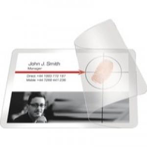 Pelltech Self-Laminating Card 66x100mm Pack of 100 PLG25250