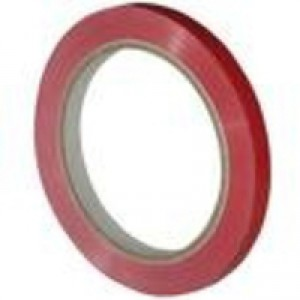 Flexocare Vinyl Tape 9mm x66 Metres Pack of 16 Red 70511318