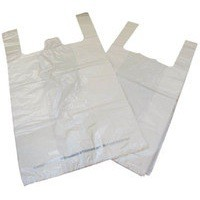Kendon Carrier Bag Biodegradable Pack of 1000 05011001