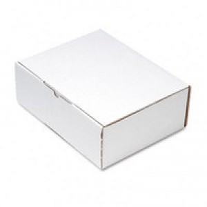 Flexocare Oyster Mailing Box 260x175x100mm Pack of 25 97510MB04