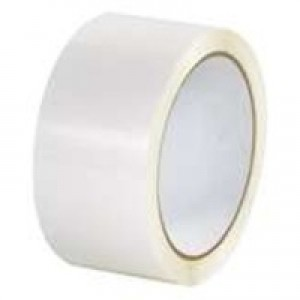 Ambassador Polypropylene Tape 50mm x66 Metres White 62050661