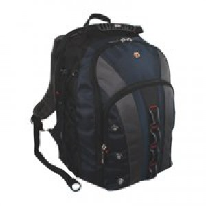 Gino Ferrari Laptop Backpack Black GF511