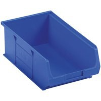 Barton TC4 Small Parts Container Semi-Open Front Blue 9.1 Litre 200x355x125mm Pack of 10 010041