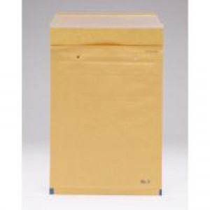 Brown Classic Bubble-Lined Envelopes Size 3 (150 x 215mm) Pk100 ML10042