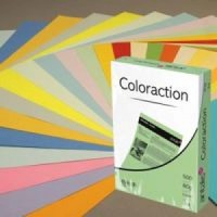 Image for Coloract Paper Mid Blue 80gsm A4 Ream 89352