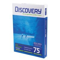 Image for Discovery A3 White Paper Ream 75gsm