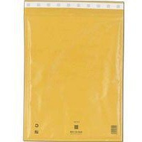 Mail Lite Padded Postal Bag Peel and Seal 181x273mm Pack of 100 MLPB D/1