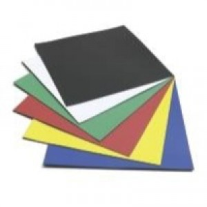 Nobo Magnetic Squares Assorted Pack of 6 1901104