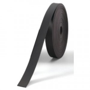 Nobo Magnetic Tape 10mm x5 Metres Black 1901131