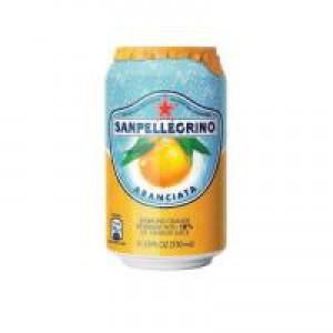 San Pellegrino Orange Sparkling Can 12166832 P24