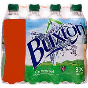 Buxton Still Water 50cl Pack of 24 12020200