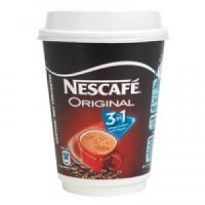 Nescafe &Go 3 in 1 White Coffee Pk8 12234501