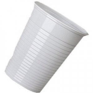 Nupik 7oz Drinking Cup White Pack of 2000 5644