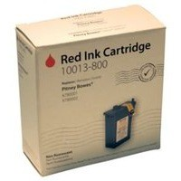 Office Basics Pitney Bowes Ink Cartridge Red K780001/2/3