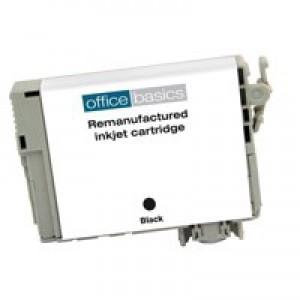 Office Basics Epson T12914010 Inkjet Cartridge Black