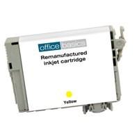 Office Basics Epson T12944010 Inkjet Cartridge Yellow