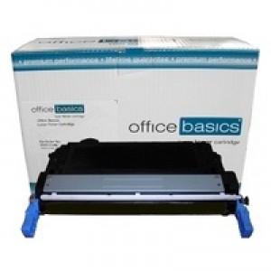 Office Basics HP Colour LaserJet 4700 Laser Toner Yellow Q5952A
