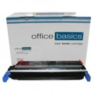 Office Basics HP Colour LaserJet 5500 Laser Toner Yellow C9732A