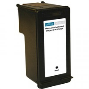 Office Basics HP No350 XL Inkjet Cartridge Black CB336EE
