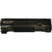 Office Basics HP Laser Toner Cartridge Black CE285A