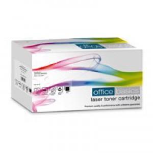 Office Basics HP LaserJet 500 M551n Toner Cartridge Black CE400A