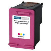 Office Basics HP No301 Inkjet Cartridge 3-Colour
