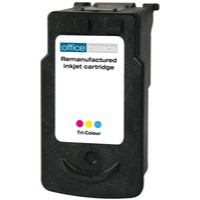 Office Basics Canon CL513 Inkjet Cartridge Colour