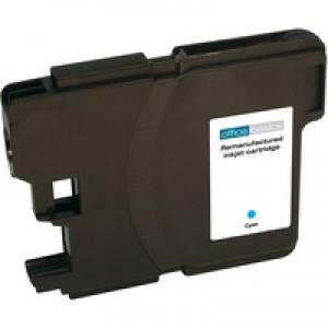 Office Basics Brother LC-1100 Inkjet Cartridge Cyan LC1100C