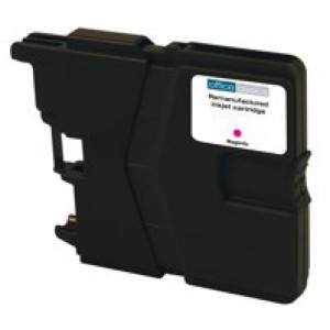 Office Basics Brother LC985 Inkjet Cartridge Magenta LC985M
