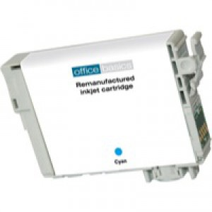 Office Basics Epson T089240 Inkjet Cartridge Cyan