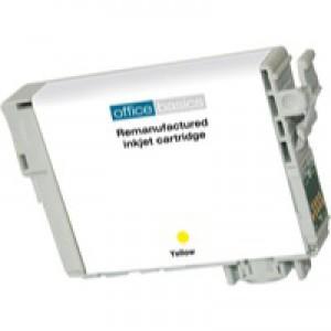 Office Basics Epson T089440 Inkjet Cartridge Yellow