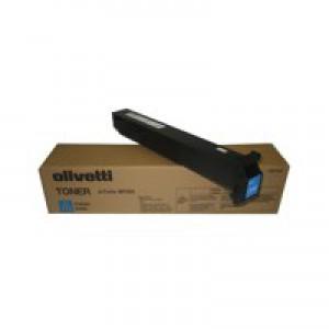 Olivetti MF250 Toner Cartridge Cyan B0730