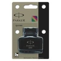 Parker Quink Ink 2oz Bottle Black S0037460