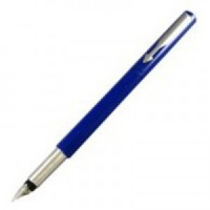 Parker Vector Fountain Pen Blue Medium 67507 S0881010