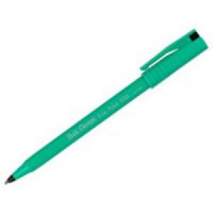 Pentel Ball Pentel Rollerball Pen Fine 0.4mm Line Black R50-A