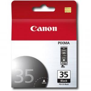 Canon 1509B001AA PGI35BK Black Ink