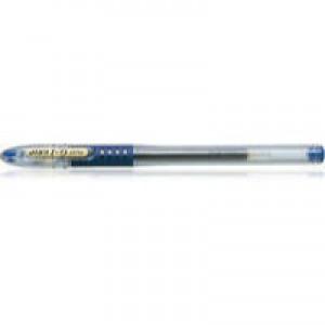Pilot Grip Fine Gel Ink Rollerball Pen 0.7mm Blue BLGPG107-03