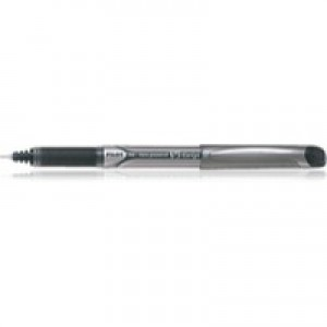 Pilot V5 Grip Liquid Ink Rollerball Pen Black 0.3mm Line 1021012001