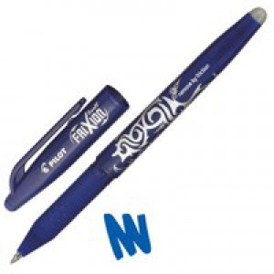 Pilot Erasable Rollerball Pen Blue 224101203