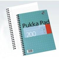 Pukka Pad A4 Jotta Metallic Writing Pad 80gsm JM018