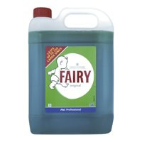 Fairy Original Hand Dish Wash 5 Litre 5413149033511